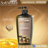 Нежность сокращает шампунь волос масла Argan высокого качества