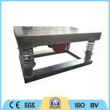 Tabela de Teste de vibração de agitação para compactação de concreto e refractários
