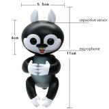 Animal doigt Interactive bébé animal de compagnie de jouets Jouets d'écureuil de doigt