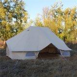 Grande tente de Bell extérieure d'empereur de toile de l'espace à vendre
