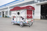 중국 좋은 질 간이 식품 자동차 트레일러