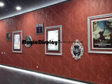 An der Wand befestigter magnetischer LED Backlit Reklameanzeige-Vorstand