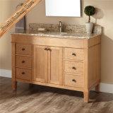 Hölzerne Color Granite Top Möbel für Bathroom