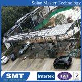 Хорошая репутация домашних солнечных Carport производителей