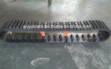 De RubberSporen van Terex PT30