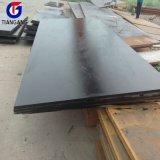 Placa de aço e folha de carbono St37-2