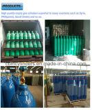 медицинские цилиндры кислорода 10L (сделанные от 37Mn)