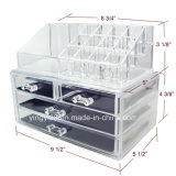 Neues Acrylic Cosmetic Organizer mit Drawers