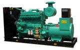 Jogo de gerador silencioso Diesel da potência 150kw do combustível de Googol