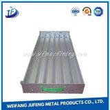 OEM estampant la pièce jointe en aluminium de cadre avec le service personnalisé