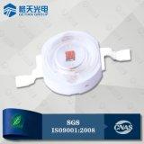Lm-80 Bridgelux Chip 3W Cool White LED com 5 anos de garantia