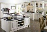 木製の食器棚のカシの台所家具#1728