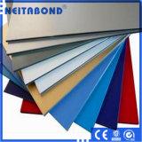Revêtement PVDF panneau composite aluminium pour le commerce de gros