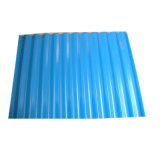 Prepainted Corrugated Punt Color Coated Roof Sheet