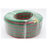 Pente certifiée par ISO3821 R boyau 50FT jumeau de soudure de 1/4 pouce X