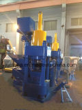금속 칩 연탄 압박 기계