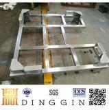 Serbatoio di combustibile dell'acciaio inossidabile Ss304
