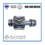 De Precisie CNC die van de Levering van de fabriek de Huisvesting van de Versnellingsbak van het Roestvrij staal machinaal bewerken