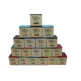 El té de la impresión personalizada de diseñador de lujo en caja de regalo papel de embalaje Caja de té