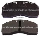 상업용 차량 디스크 브레이크 패드 Fmsi D1311-8426/29187