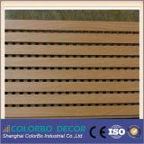Comitato di soffitto acustico di legno della parete di assorbimento acustico