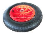 Rotelle di gomma cinesi 3.00-8 della carriola dei pneumatici del fornitore