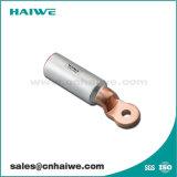 Terminales de cobre bimetálicos del cable del aluminio 240m m de la caloría Dtl-2
