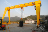 Elk 10ton Single Girder Crane / Bridge Crane / Crane Saddle