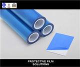 高品質および安全透過最もよく新しく熱く青いロールはフィルムしがみつく