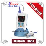 Sistema de Monitorização de pacientes, o oxímetro de pulso portátil para casa e/ou uso hospitalar