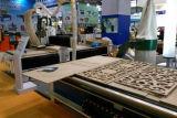 Muebles maquinaria CNC Router Carver Máquina con la recolección de polvo y la adsorción de vacío de la puerta para el grabado, las piernas, el molde