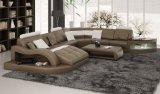 Meubles de salon Canapé en cuir moderne et moderne