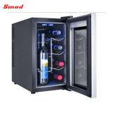 Шкаф индикации красного вина 8 бутылок с компрессором