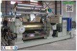 A borracha de Dalian abre o moinho de dois rolos para a mistura da borracha (XK-450)