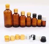 De Reeks van de Fles van het glas voor Schoonheidsmiddel (NBG01)