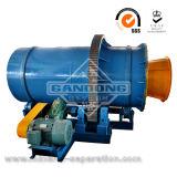 Purificador pesado do cilindro giratório da máquina de lavar da argila