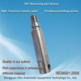 Personnaliser la précision en acier inoxydable en tournant l'usinage CNC Auto pièces de rechange