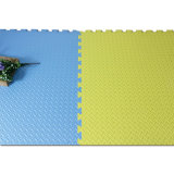 고품질 EVA 거품 지면 아기 매트--잎 짜임새 작풍