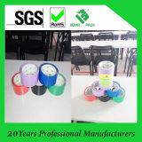 Muestras gratis de cinta adhesiva de embalaje resistente al agua fuerte
