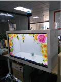 43inch 투명한 접촉 LCD Showbox