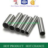 Tubo e tubo de aço inoxidável ASTM A554 201, 304, 316