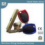 Obbligazione d'ottone aperta del doppio di Cylinde della serratura di portello