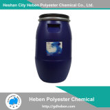 Fábrica de China resina acrílica transparente de Poliuretano fluvial hidrófilos