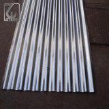 Chapa de aço ondulada galvanizada mergulhada quente de SGCC Z120