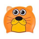 Rana, Tigre, Vaca, nutria, la tapa de natación de látex Hippo