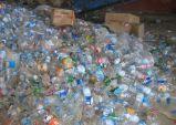 Las botellas de PET máquina de reciclaje de residuos de plástico