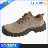 Chaussures en acier légères de sûreté de femme de chapeau de tep, chaussures de travail d'hommes Ufa097
