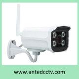 HD屋外ネットワークカメラのWiFi P2p Onvif IPの夜間視界