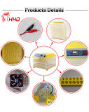 Écloserie de la volaille entièrement automatique machine incubateur d'oeufs