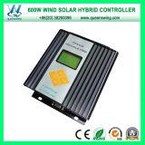 600W 12 / 24V自動MPPT風力太陽光ハイブリッドソーラー充電コントローラ(QW-600SG14TA)